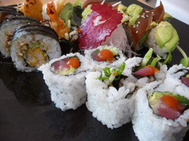 second sushi
